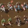 Warcraft III models